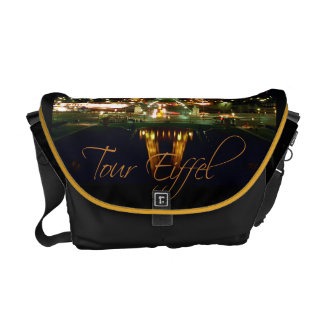 Eiffel Tower Products Messenger Bags