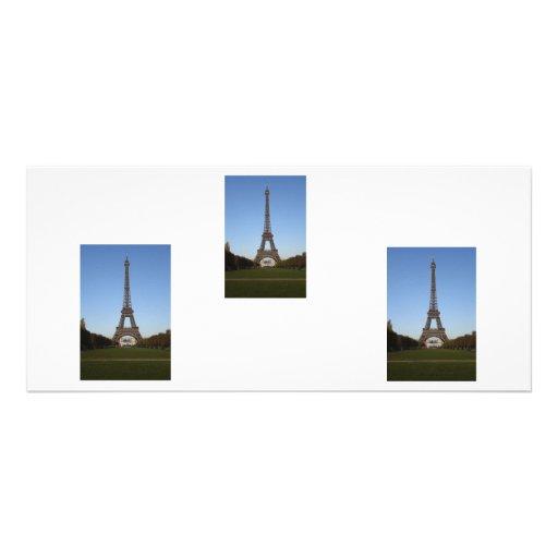 Eiffel Tower Rack Cards