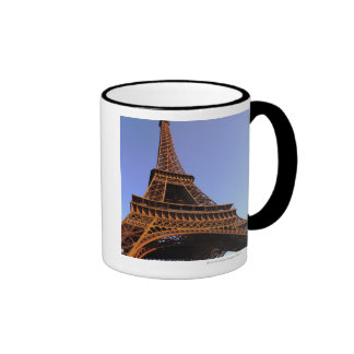 eiffel tower ringer mug