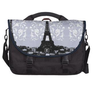 Eiffel Tower - romantic Vintage Paris love Bags For Laptop