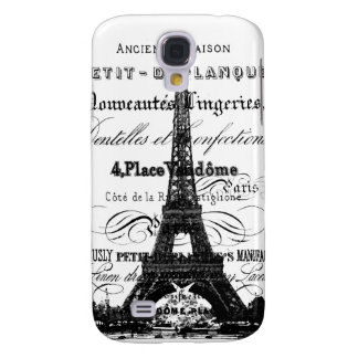 Eiffel Tower Samsung Galaxy S4 Case
