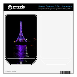 EIFFEL TOWER FreeAgent GoFlex SKIN