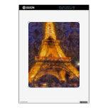 Eiffel Tower Skin For The iPad