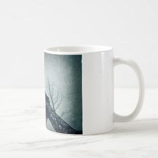 eiffel tower souvenirs basic white mug