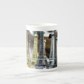 Eiffel Tower Souvenirs Tea Cup