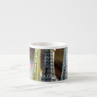Eiffel Tower Souvenirs 6 Oz Ceramic Espresso Cup