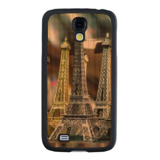 Eiffel Tower Souvenirs Carved® Cherry Galaxy S4 Case