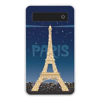Eiffel Tower Sparkle Power Bank