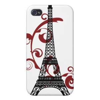 Eiffel Tower Speck Case iPhone 4 Cases