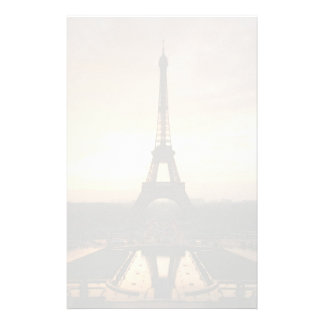 Eiffel Tower Stationery