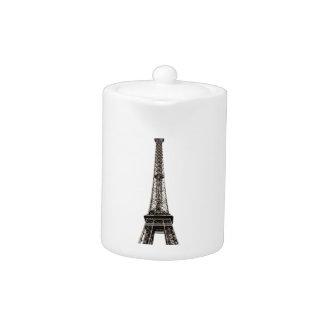 Eiffel Tower Teapot