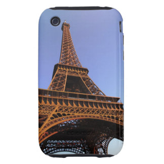 eiffel tower tough iPhone 3 covers