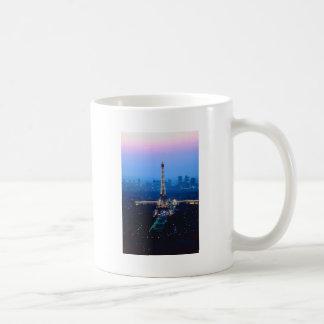 Eiffel Tower Twilight Coffee Mug