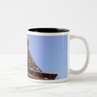eiffel tower Two-Tone coffee mug