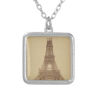 Eiffel Tower Under Construction 1888 Jewelry