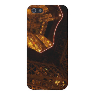Eiffel Tower - Upskirt at night iPhone SE/5/5s Case