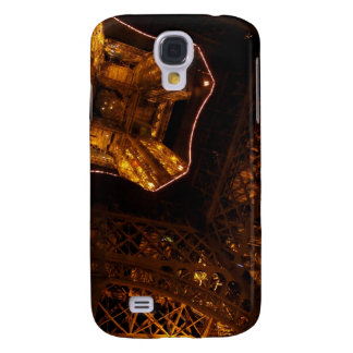 Eiffel Tower - Upskirt at night Samsung Galaxy S4 Cover