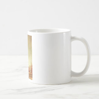 Eiffel Tower Vintage Coffee Mug