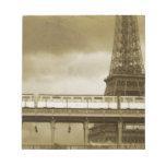 Eiffel Tower Vintage Notepad