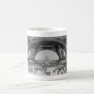Eiffel Tower - World's Fair 1889 Coffee Mug