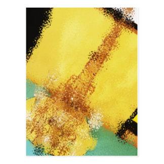 """Eiffel"" VOI Photo Art Post Card"