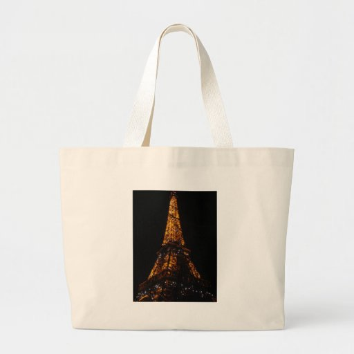 EiffelTower2.jpg Bolsa Lienzo
