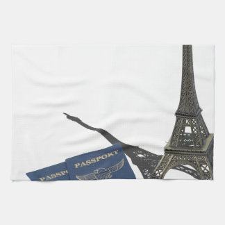 EiffelTowerPassports032215.png Hand Towels