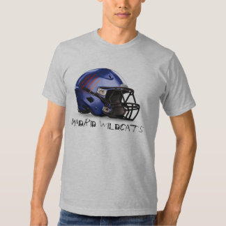 Eiffle League 2015 Madrid Wildcats T-Shirt