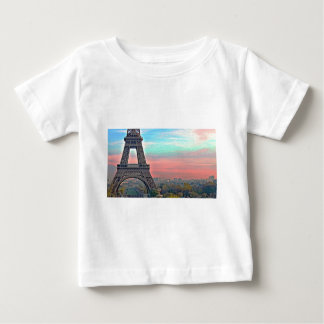 Eiffle Tower At bets Baby T-Shirt