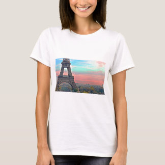 Eiffle Tower At bets T-Shirt