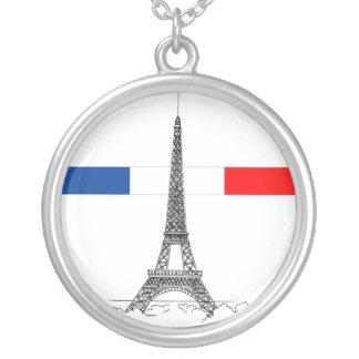 Eiffle Tower Necklace