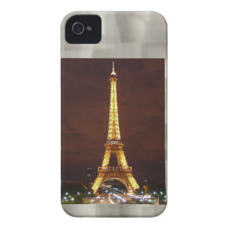 Eiffle Tower Paris iPhone 4 Case-Mate Case