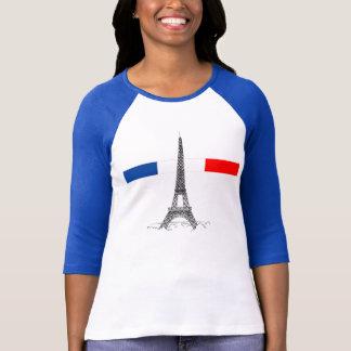 Eiffle Tower T-Shirt