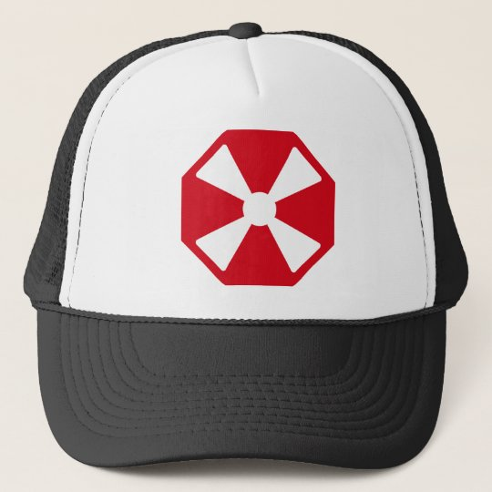 Eight Army Trucker Hat