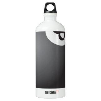 Eight Ball Aluminum Water Bottle