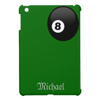 Eight Ball Corner Pocket Personalized IPAD Case