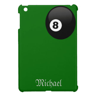 Eight Ball Corner Pocket Personalized IPAD Case Cover For The iPad Mini