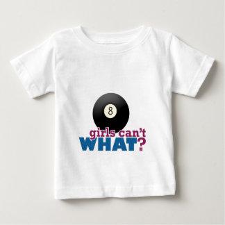 Eight Ball Girl Baby T-Shirt