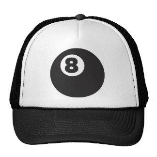Eight Ball Trucker Hat
