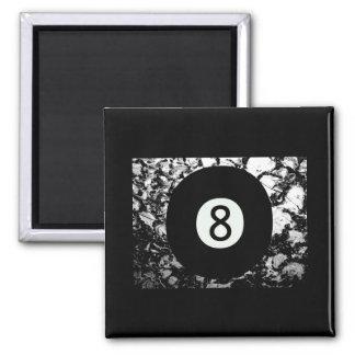 Eight-Ball Fridge Magnet
