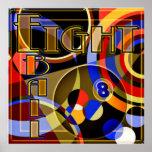 Eight Ball Panic Poster