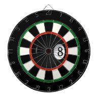Eight Ball Pool Custom Game Dart Boards