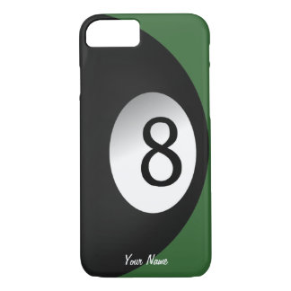 Eight Ball Pool Game Custom iPhone 3G Case