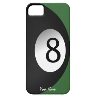 Eight Ball Pool Game Custom iPhone SE/5/5s Case