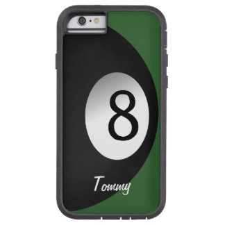Eight Ball Pool Game Custom Tough Xtreme iPhone 6 Case