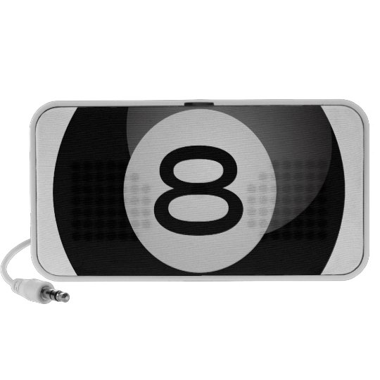Eight Ball Portable Speaker