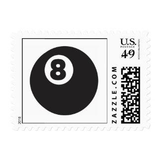 Eight Ball Postage