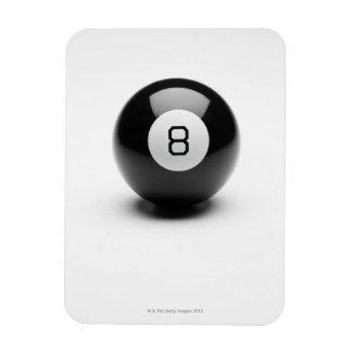 Eight ball flexible magnets