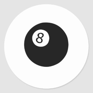 eight ball stickers
