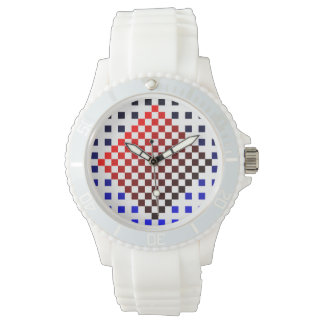 Eight Bit Abstraction Watch